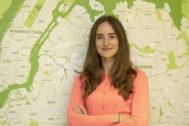 La vicepresidenta ejecutiva de la corporación NYCEDC, Ana Ariño.