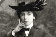 La escritora Catherine Pozzi.