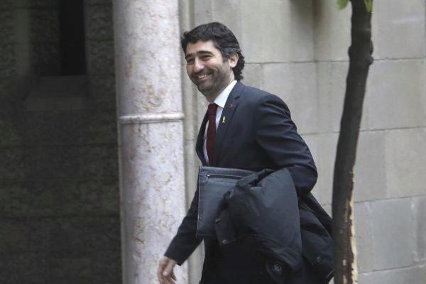 El conseller de Administración Pública, Jordi Puigneró.