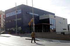 Comisaría de los Mossos en l'Hospitalet