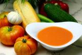 Receta: gazpacho andaluz