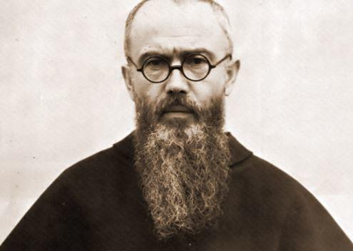 Maximiliano Kolbe en 1936