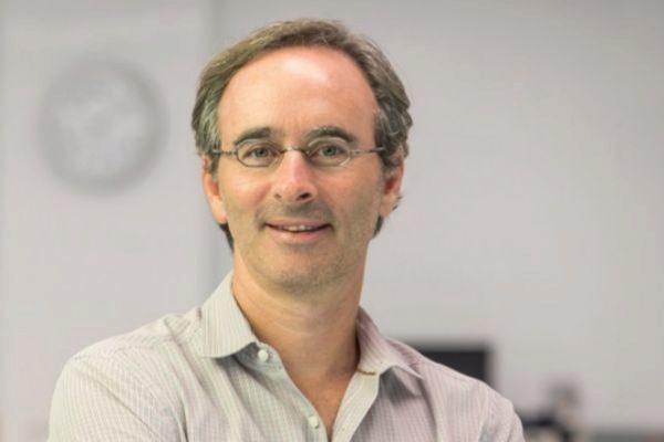 El co-fundador de Groupon Eric Lefkofsky