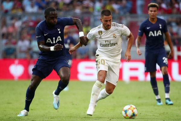 Audi Cup - Real Madrid v Tottenham Hotspur Soccer Football - Audi Cup...