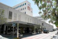 El hombre ingresó el pasado viernes en el Hospital de Sant Joan