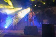 Concierto de Allsex, el pasado domingo, en Formentera.