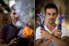 Por qué en España sólo quedan tres maestros del vidrio