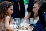 Telma Ortiz, enamorada de Robert Gavin Bonnar, ex marido de la violinista de The Corrs
