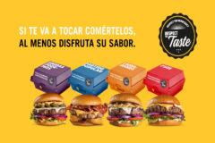 ¿Te comerías una hamburguesa del PP, del PSOE o de Vox?