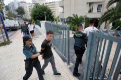 Detienen a cinco hombres por violar en grupo a una mujer en Benidorm