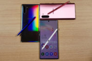 Ya hemos probado los Samsung Galaxy Note 10 y Galxy Note 10+: