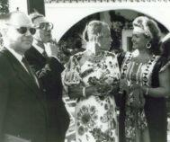 Carmen Sevilla y María buchinger en una imagen de archivo