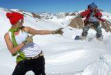El Cerro Perito Moreno es una de las estaciones más pujantes entre los jóvenes.