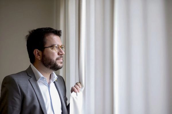 GRAF2547 BARCELONA (Cataluña),4/8/2019.-El vicepresidente del Govern,...
