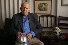 Muere Luis Ruiz de Gopegui, el español que 'pisó' la Luna