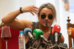 """Primer concierto de Nacho Cano  en 22 años: """"Tenía que volver a lo grande"""""""