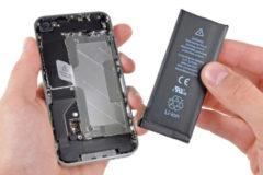 Apple limitará funciones en tu iPhone si le cambias la batería por tu cuenta