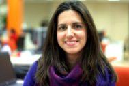 La periodista Inés Marichalar