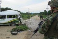 ///PARA INTER////Agosto 2019. firma: Salud Hernández-Mora. informe de HRW sobre grupos armados en la frontera entre Colombia y Venezuela. Atentado Catacumbo