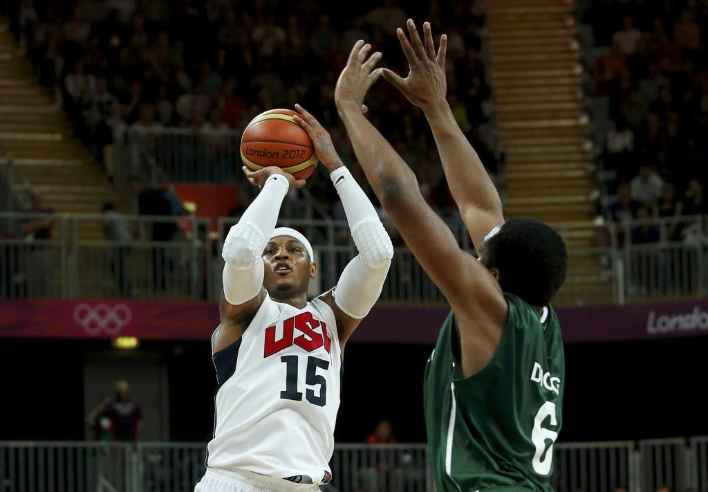 Carmelo Anthony, sin hueco en la NBA y tampoco en la selección estadounidense