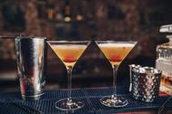 Manhattan: el cóctel favorito de los pijos de Nueva York