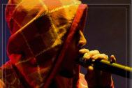 Imagen promocional del rapero.