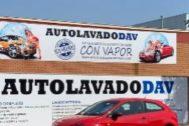 Imagen del cartel denunciado por el Ayuntamiento de Alcalá de Henares.
