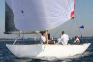 El Rey Juan Carlos en su barco