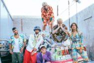 Cupido y Lola Indigo en la portada de Autoestima Remix, su nuevo single remezclado por Alizzz