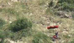 Hallan muerto a   un menor de 14 años que desapareció ayer en un camping