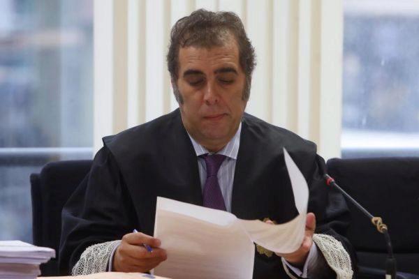 Andrés Sánchez Magro, titular del Juzgado número dos de lo...