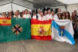 Don Juan Carlos, campeón del mundo de vela (otra vez) y con el apoyo de la Infanta Elena