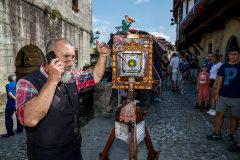 El fotógrafo callejero de Santillana