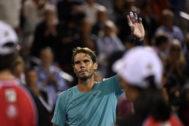 Rafael Nadal, tras vencer a Fabio Fognini en el torneo de Montreal.