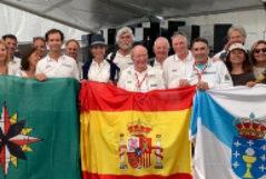 Campeón del mundo de vela (otra vez) y con el apoyo de la Infanta Elena