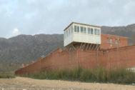 Exterior del Psiquiátrico Penitenciario de Fontcalent