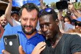 Matteo Salvini y Luigi di Maio se enzarzan en una guerra de insultos