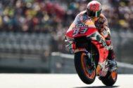 Marc Márquez rompe el récord de Doohan: 59 'poles' en MotoGP