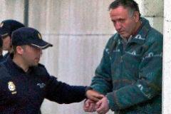 Santiago del Valle, detenido por la Policía