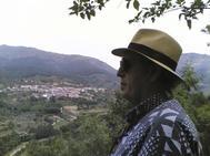 Una imagen del escritor y profesor de Sociología José Avello (Cangas de Narcea, Asturias, 1943-Madrid, 2015).