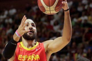 España se da un festín y Scariolo descarta a Aguilar y Sastre