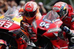Una victoria de honor: Dovizioso gana otro duelo con Márquez