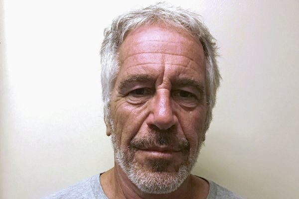 FILE PHOTO: Jeffrey <HIT>Epstein</HIT> appears in a photo taken for...