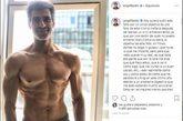 El presentador Jorge Fernández, de 47 años, ha utilizado Instagram...