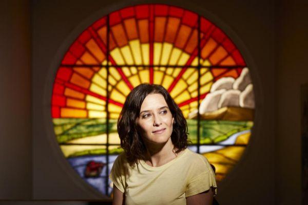 Isabel Díaz Ayuso, candidata del PP a la Comunidad de Madrid.