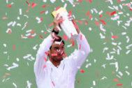 Nadal hace añicos a Medvedev para su 35º Masters 1000