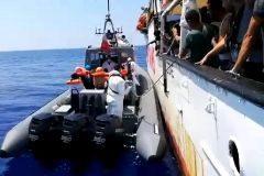 El Open Arms pide asilo para 31 menores a la embajada española en Malta