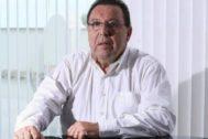 José Enrique Garrigós en una entrevista a EL MUNDO en 2013.