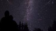 Estrellas fugaces.