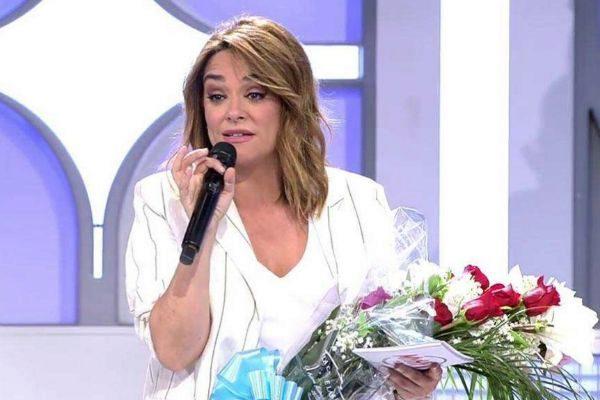 Toñi Moreno, presentadora de Mujeres y hombres y viceversa, está...